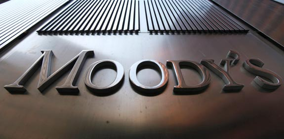 Moody's  photo: Reuters